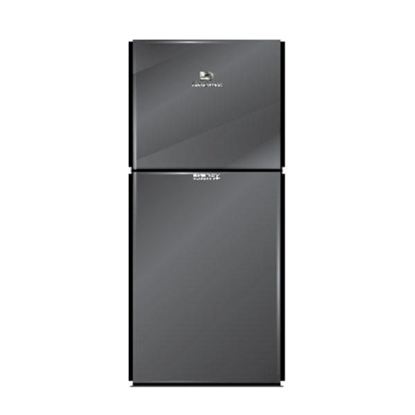 dawlance 15 cuft. brown refrigerator