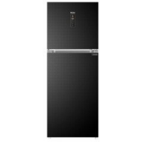 haier refrigerator black