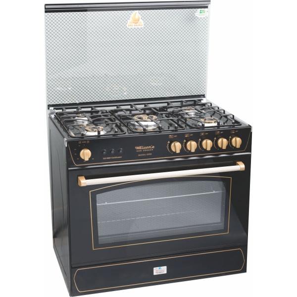 branded cooking range